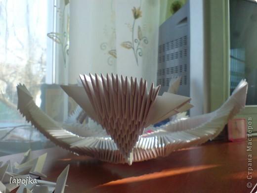 Мастер-класс Оригами модульное: Ваза с бабочками Бумага. Фото 19
