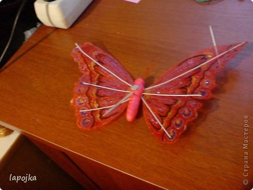 Мастер-класс Оригами модульное: Ваза с бабочками Бумага. Фото 26