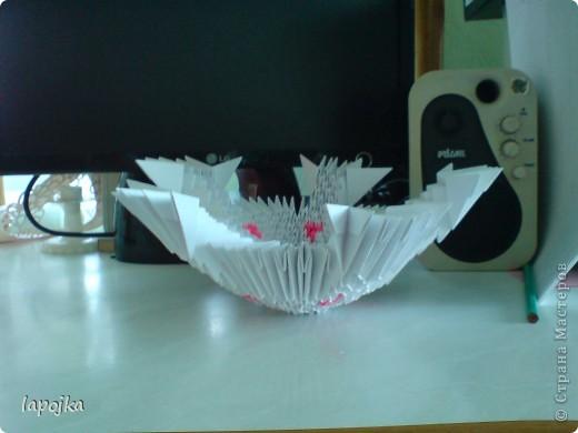 Мастер-класс Оригами модульное: Ваза с бабочками Бумага. Фото 10