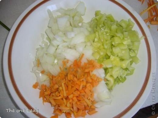 Мастер-класс, Рецепт кулинарный, : Лагман узбекский Продукты пищевые . Фото 3