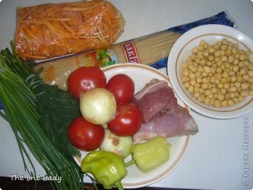 Мастер-класс, Рецепт кулинарный, : Лагман узбекский Продукты пищевые . Фото 2