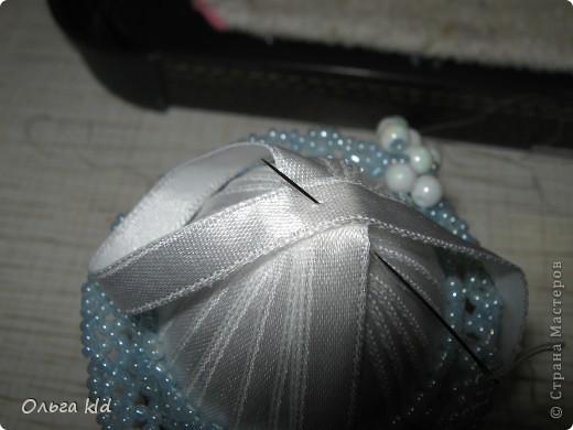 Мастер-класс,  Бисероплетение, : Светлая Пасха Бисер Пасха, . Фото 19