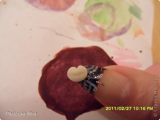 Мастер-класс, Поделка, изделие Лепка: магниты Тесто соленое. Фото 7