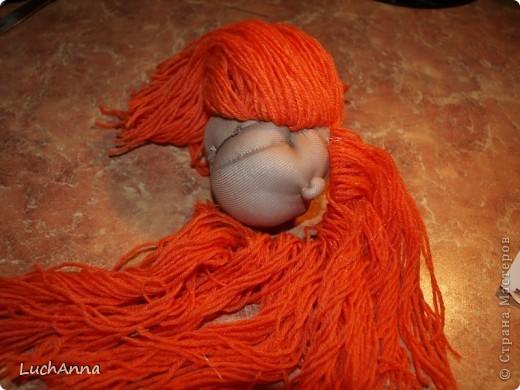 Еще одна солнечная кукляшка))). Фото 11