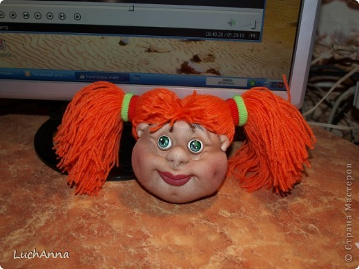 Еще одна солнечная кукляшка))). Фото 16