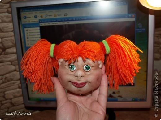 Еще одна солнечная кукляшка))). Фото 17