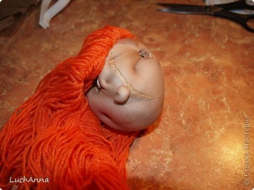 Еще одна солнечная кукляшка))). Фото 8