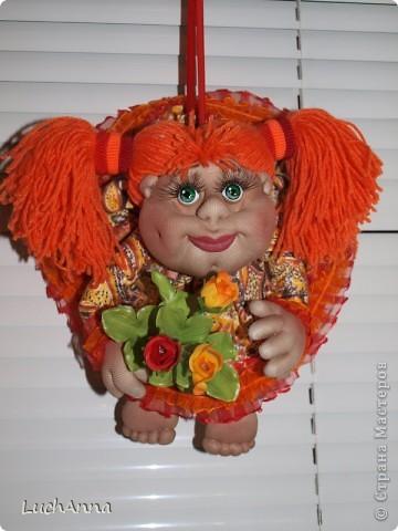Еще одна солнечная кукляшка))). Фото 18