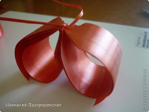 Мастер-класс, Упаковка Моделирование: Банты для подарков Ленты. Фото 8