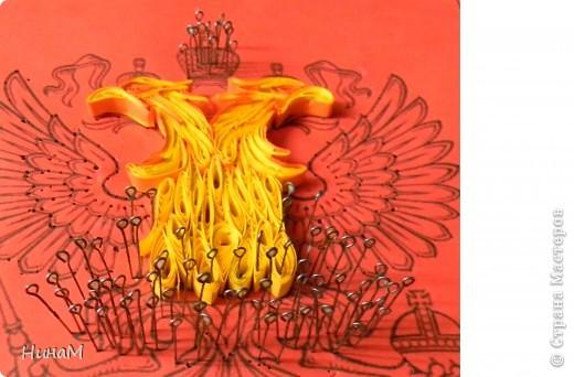 Герб россии своими руками