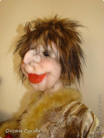 Куклы Шитьё: Модам Брошкина или Наталья Дурова Капрон. Фото 2