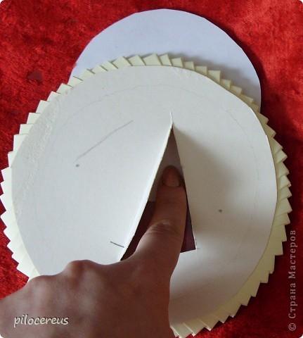 Интерьер, Мастер-класс, Поделка, изделие Оригами модульное, : Фото-рамка из модулей Бумага . Фото 9