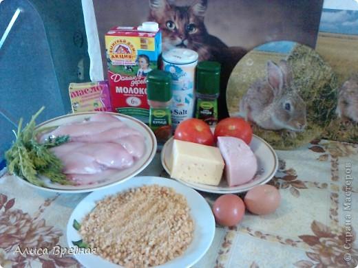 Кулинария, Мастер-класс, Рецепт кулинарный, : Фаршированные куриные котлетки на шпажке)))) Продукты пищевые . Фото 2