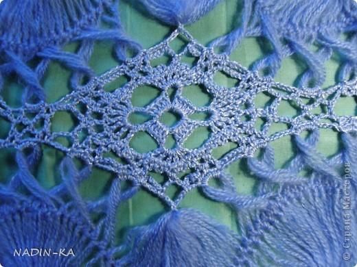 Гардероб, Мастер-класс,  Вязание, Вязание крючком, : МК вязание на вилке. 1 Нитки, Пряжа . Фото 24