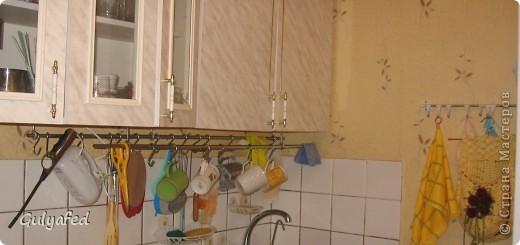 Интерьер: идея для кухни. Фото 1