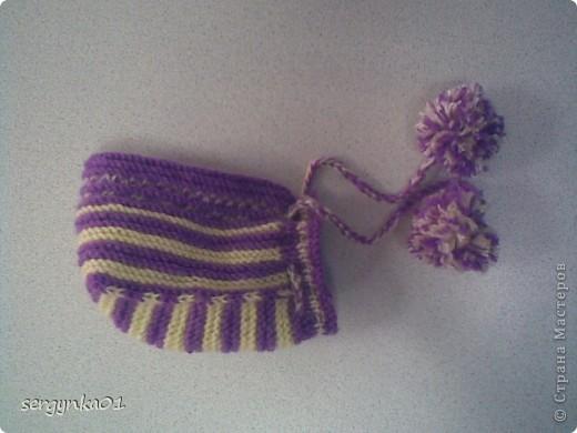 Вязаная одежда для куклы беби бон своими руками