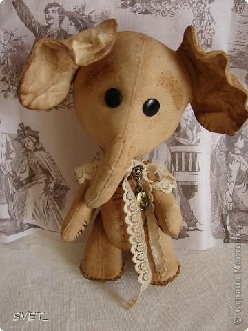 Куклы Шитьё: Марта, в честь марта) Ткань. Фото 1