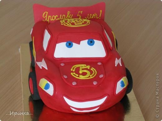 Торт машина машинка в подарок