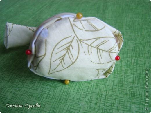 Куклы, Мастер-класс,  Шитьё, : Мастер класс  кукла Тётушка Ткань . Фото 11