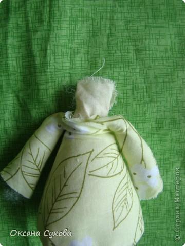 Куклы, Мастер-класс,  Шитьё, : Мастер класс  кукла Тётушка Ткань . Фото 23