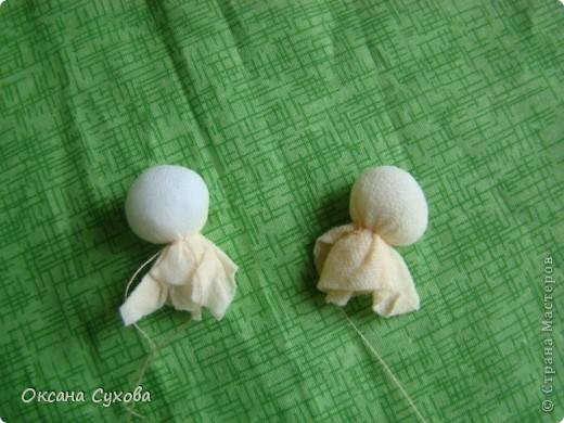 Куклы, Мастер-класс,  Шитьё, : Мастер класс  кукла Тётушка Ткань . Фото 27