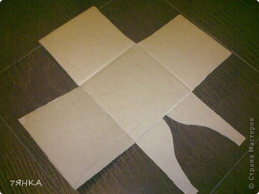 Как сделать подставку для салфеток из картона своими руками 72