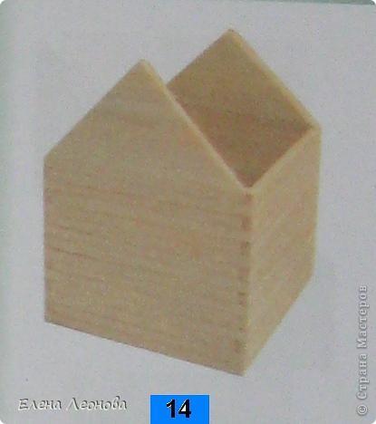 Мастер-класс Макет: МК Мельница из спичек Спички. Фото 9