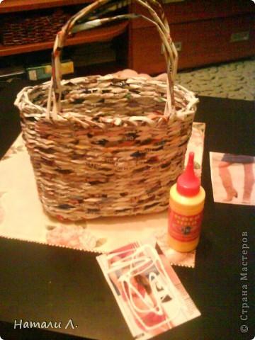 морилка оригано и лимон, декупаж, салфетка, лак. Фото 14