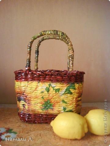 морилка оригано и лимон, декупаж, салфетка, лак. Фото 1