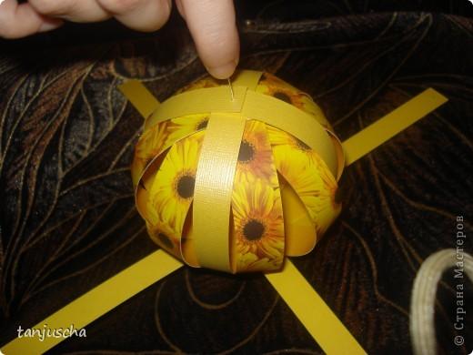 Мастер-класс Бумагопластика, Квиллинг: Шарики для всех праздников Бумага День рождения, Пасха, Рождество. Фото 23