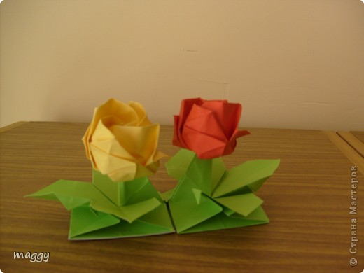 Поделка, изделие,  Оригами модульное, : Origami models Бумага . Фото 4