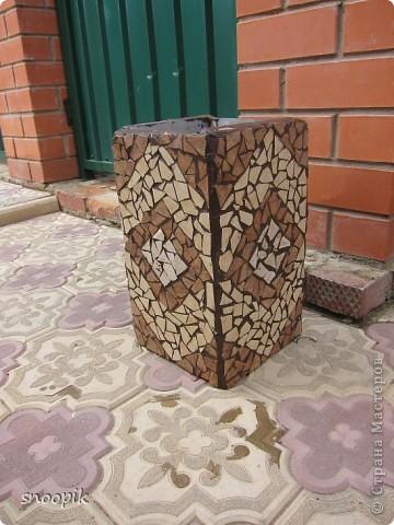 за основу взят мебельный щит (2шт), размером 80*20, толщина - 1,5-2 см. Фото 16