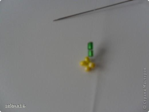Мастер-класс Бисероплетение: МК по плетению сетки для пасхальных яичек  Бисер Пасха. Фото 5