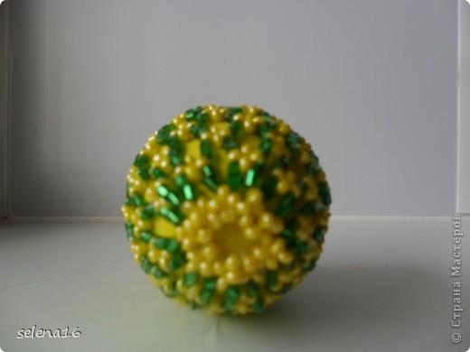 Мастер-класс Бисероплетение: МК по плетению сетки для пасхальных яичек  Бисер Пасха. Фото 13
