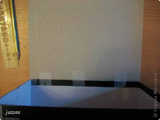 Декор предметов, Мастер-класс,  Моделирование, : Казна для денег. Мастер-класс Картон, Коробки, Ткань Свадьба, . Фото 5