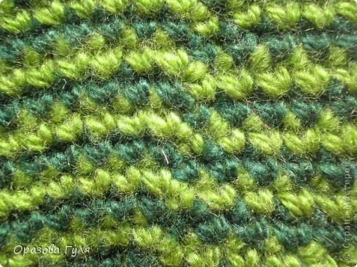 Мастер-класс Вязание крючком: Носки связанные крючком. Мастер-класс. Нитки. Фото 8