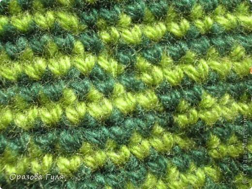 Мастер-класс Вязание крючком: Носки связанные крючком. Мастер-класс. Нитки. Фото 10