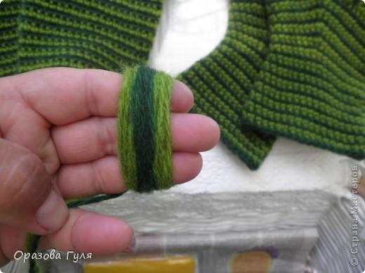 Мастер-класс Вязание крючком: Носки связанные крючком. Мастер-класс. Нитки. Фото 25