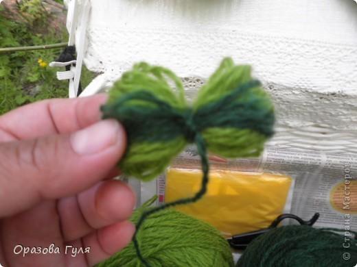 Мастер-класс Вязание крючком: Носки связанные крючком. Мастер-класс. Нитки. Фото 26