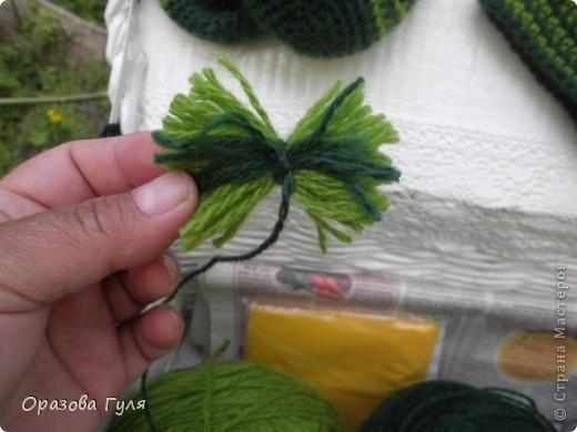 Мастер-класс Вязание крючком: Носки связанные крючком. Мастер-класс. Нитки. Фото 27