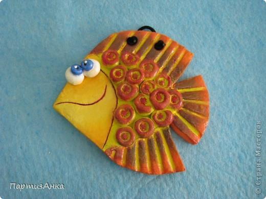 Рыбки из соленого теста своими руками пошаговая инструкция фото 82