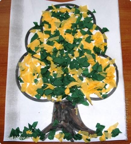 Новогодняя елка своими руками поделки фото