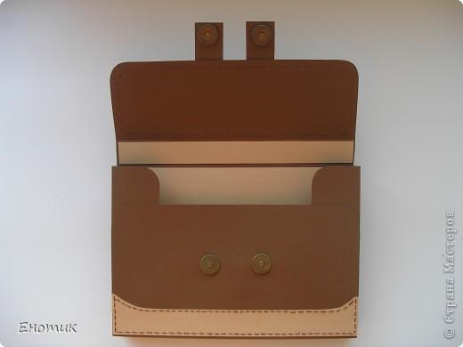 Конверт портфель своими руками