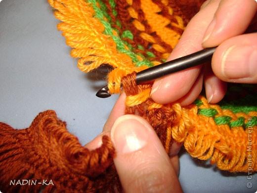Все о косичке из вязания