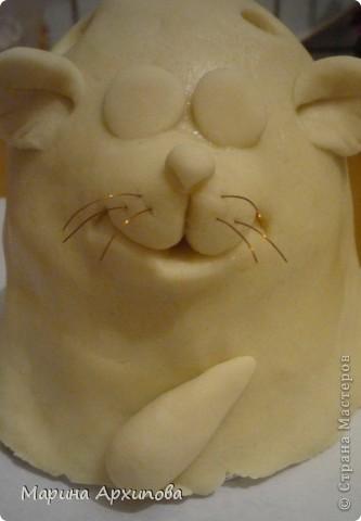 Мастер-класс Лепка: Ёжик Тихон Тесто соленое. Фото 20