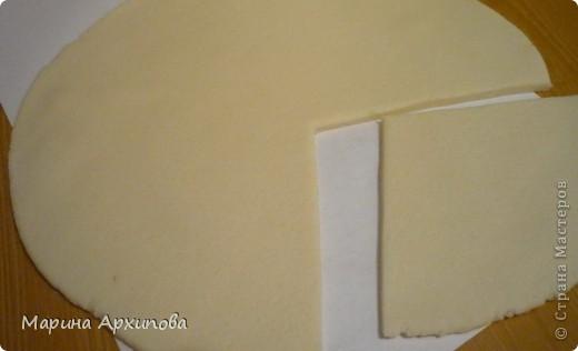 Мастер-класс Лепка: Ёжик Тихон Тесто соленое. Фото 5
