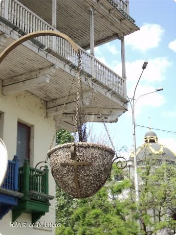 Фоторепортаж Коллаж: Прогулки по Тбилиси. Старый Тбилиси Бумага Отдых, Экскурсия. Фото 3