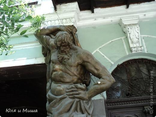 Фоторепортаж Коллаж: Прогулки по Тбилиси. Старый Тбилиси Бумага Отдых, Экскурсия. Фото 1