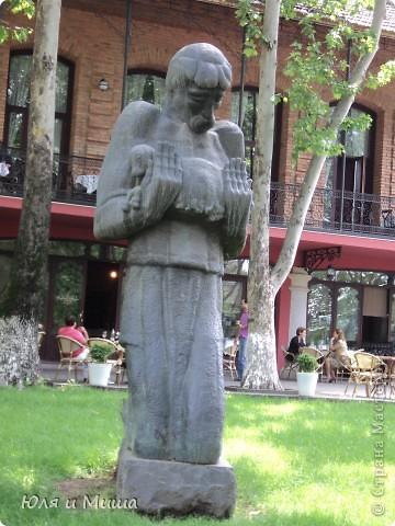 Фоторепортаж Коллаж: Прогулки по Тбилиси. Старый Тбилиси Бумага Отдых, Экскурсия. Фото 5