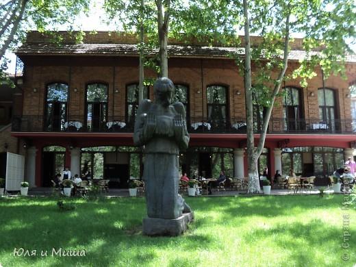Фоторепортаж Коллаж: Прогулки по Тбилиси. Старый Тбилиси Бумага Отдых, Экскурсия. Фото 4